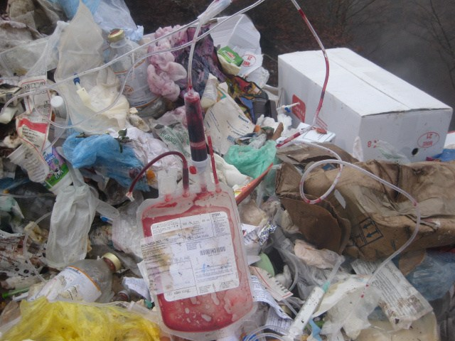 medical waste treatment technologies