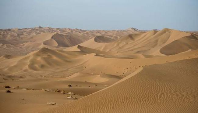 climate change deserts