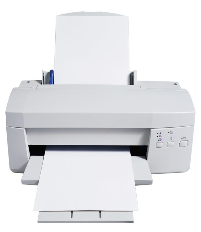 caring for your printer