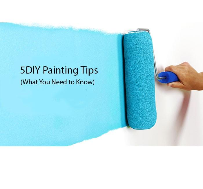 Top DIY Painting Tips
