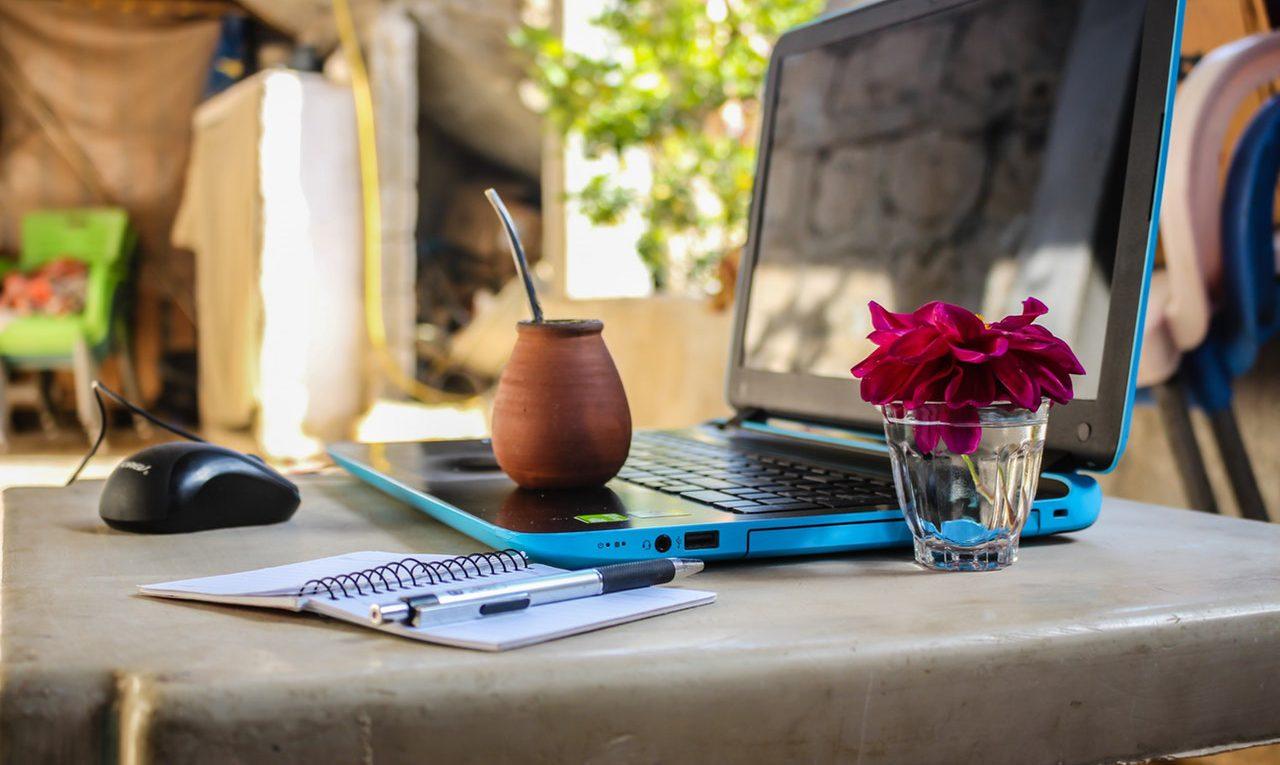 digital-nomad lifestyle