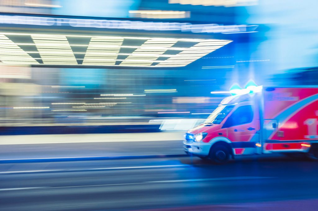Benefits LEDs in Hospitals