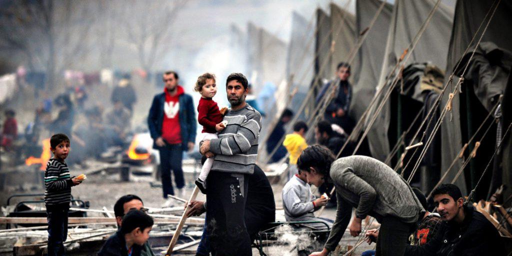 displaced syrians coronavirus impact