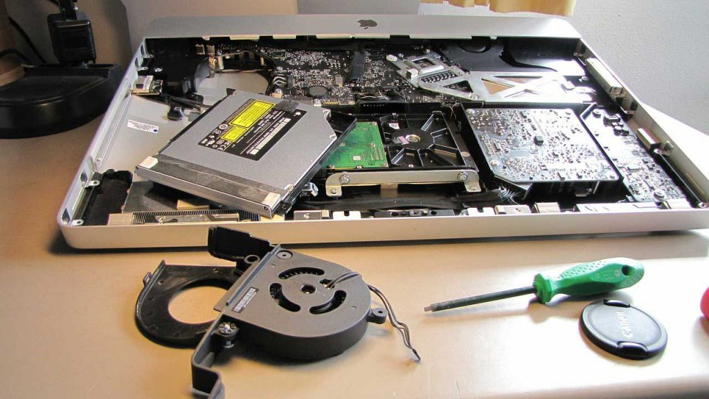 Laptop-Fan-Issues