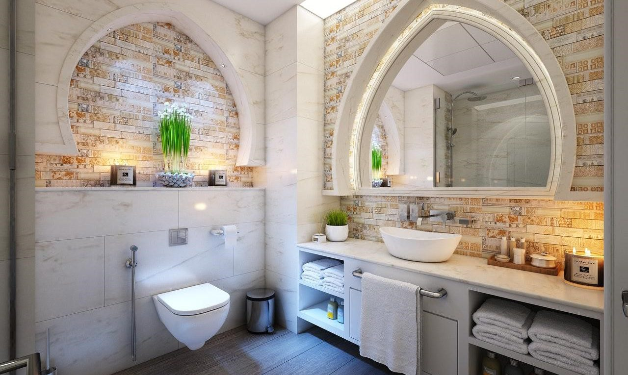 equipping-new-bathroom