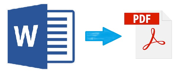 word to pdf online converter