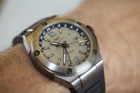 IWC Ingenieur-wristwatch