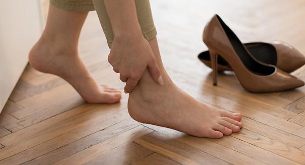 managing arthritis pain in feet
